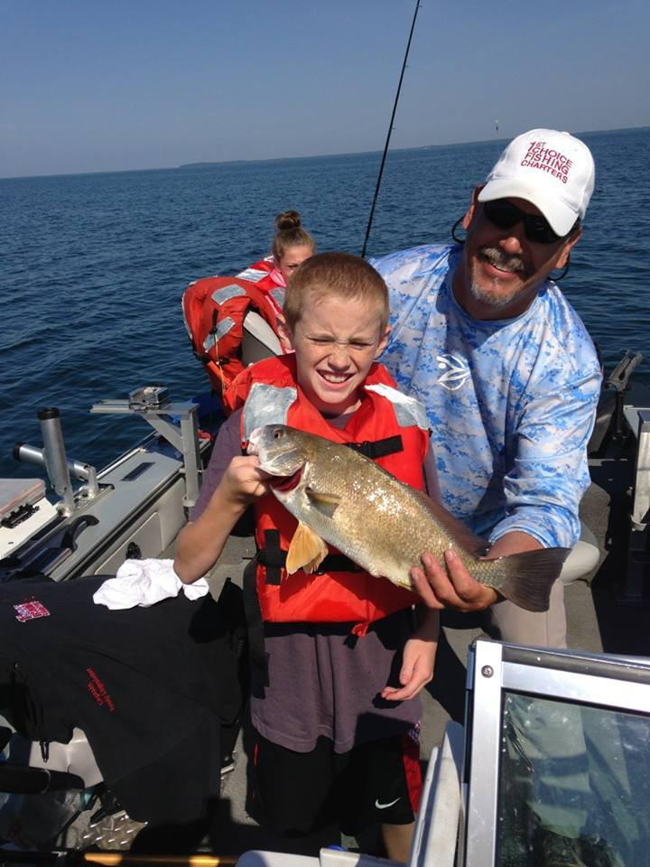1st Choice Fishing Charters: 1/2 Day Fishing Trip