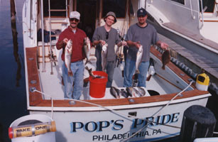 Starfish Charters: Pops Pride Fishing Trips
