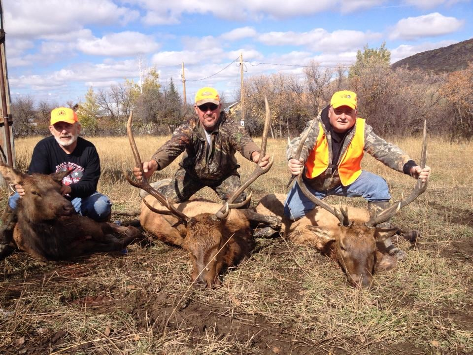 Majestic Trophy Outfitters: Muzzle Loader Hunts