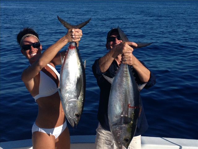 Captain Easy: 3/4 Day Fishing Trip
