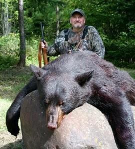 Arrowhead Wilderness Outfitters: Minnesota Bear Hunt