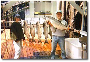 Captain Ken's Fishing Charters: Ketchikan Charter Full Day