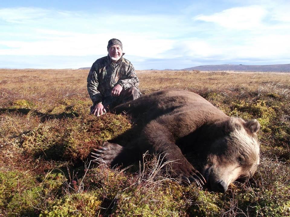Hunt Alaska Outfitters: KODIAK BROWN BEAR HUNT