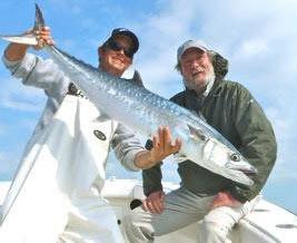 Fearless Fishing Charters: 1/2 Day Fishing Trip