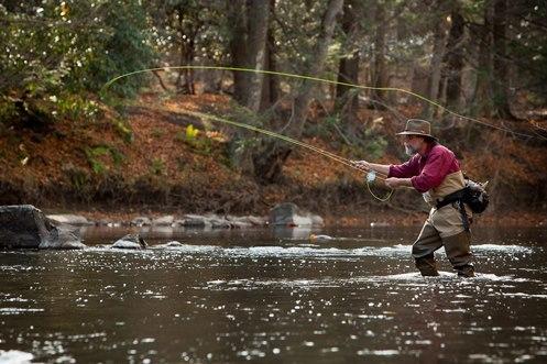 Penns Creek Guides: Half Day Trip