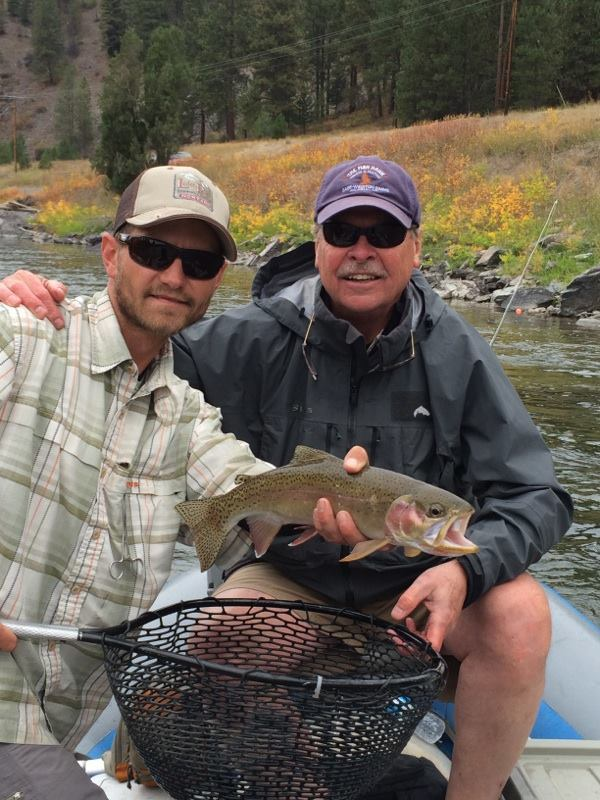 Gods Country Outfitters: Fishing Trips