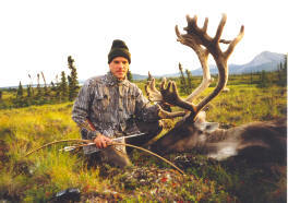 High Adventure Air Charter Guides & Outfitters: Unguided Caribou Hunt