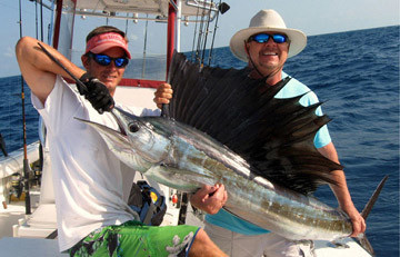 Fearless Fishing Charters: Swordfish Trips