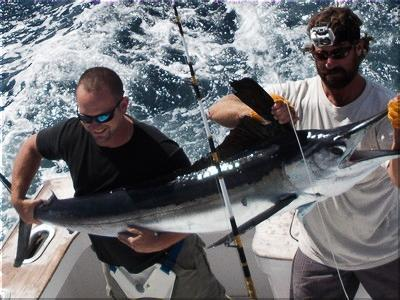 Sea Note Charters: Offshore Full Day