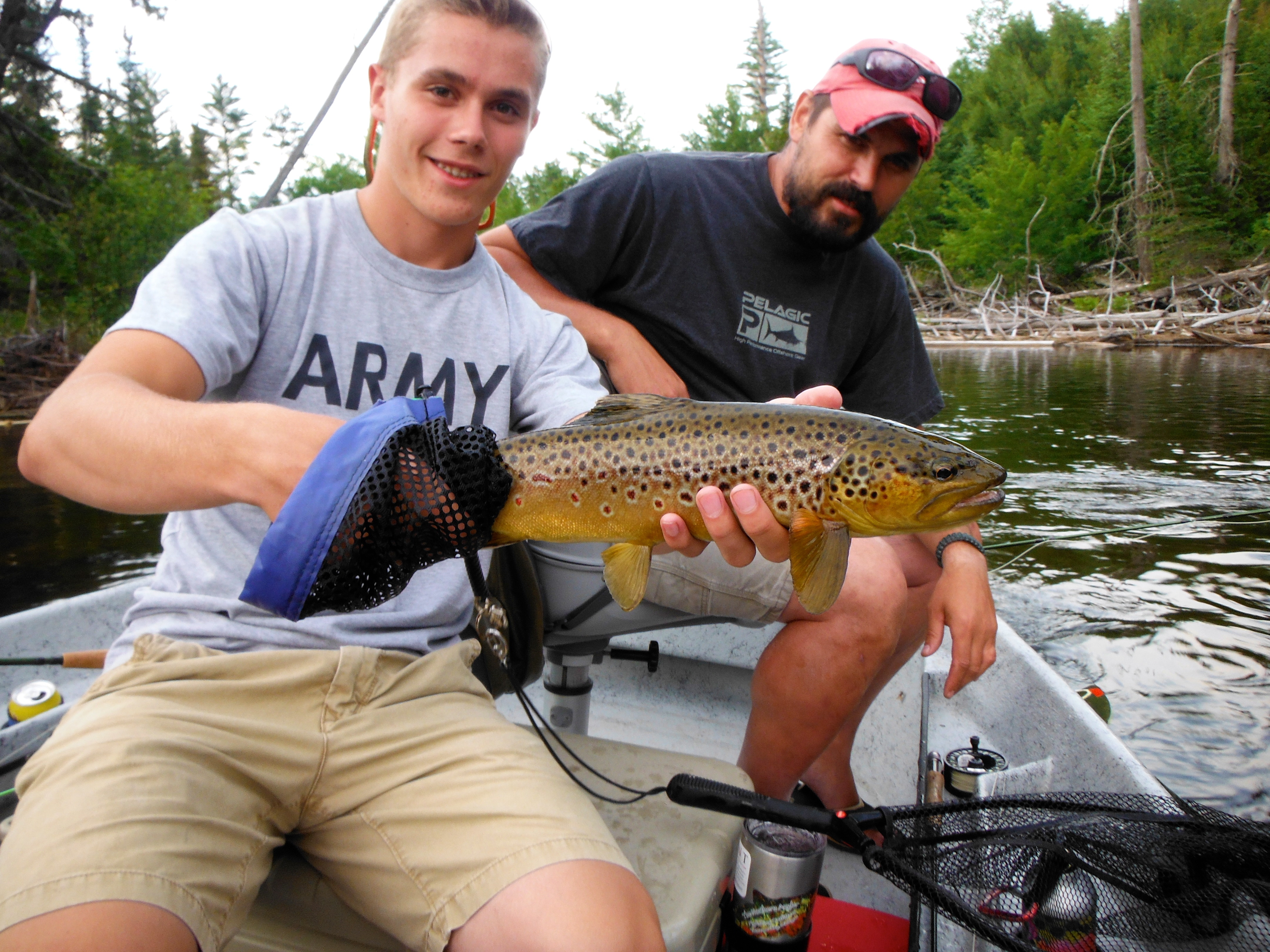 True North Trout: Half Day Float Trips