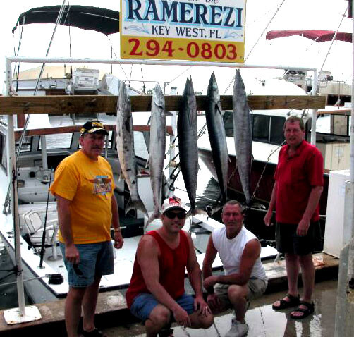Charterboat Ramerezi: Full Day Trip