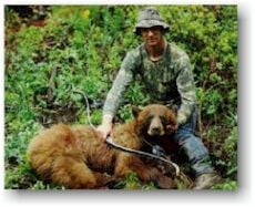 White Cloud Outfitters: Spring Bear Hunts