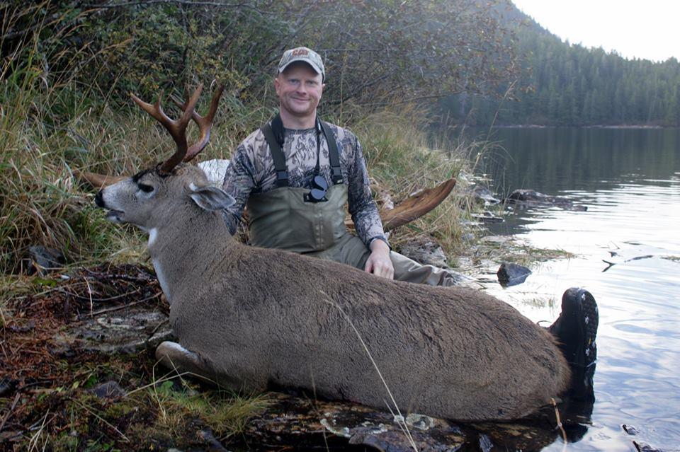 Archipelago Adventures: August 5 Day Deer Hunt