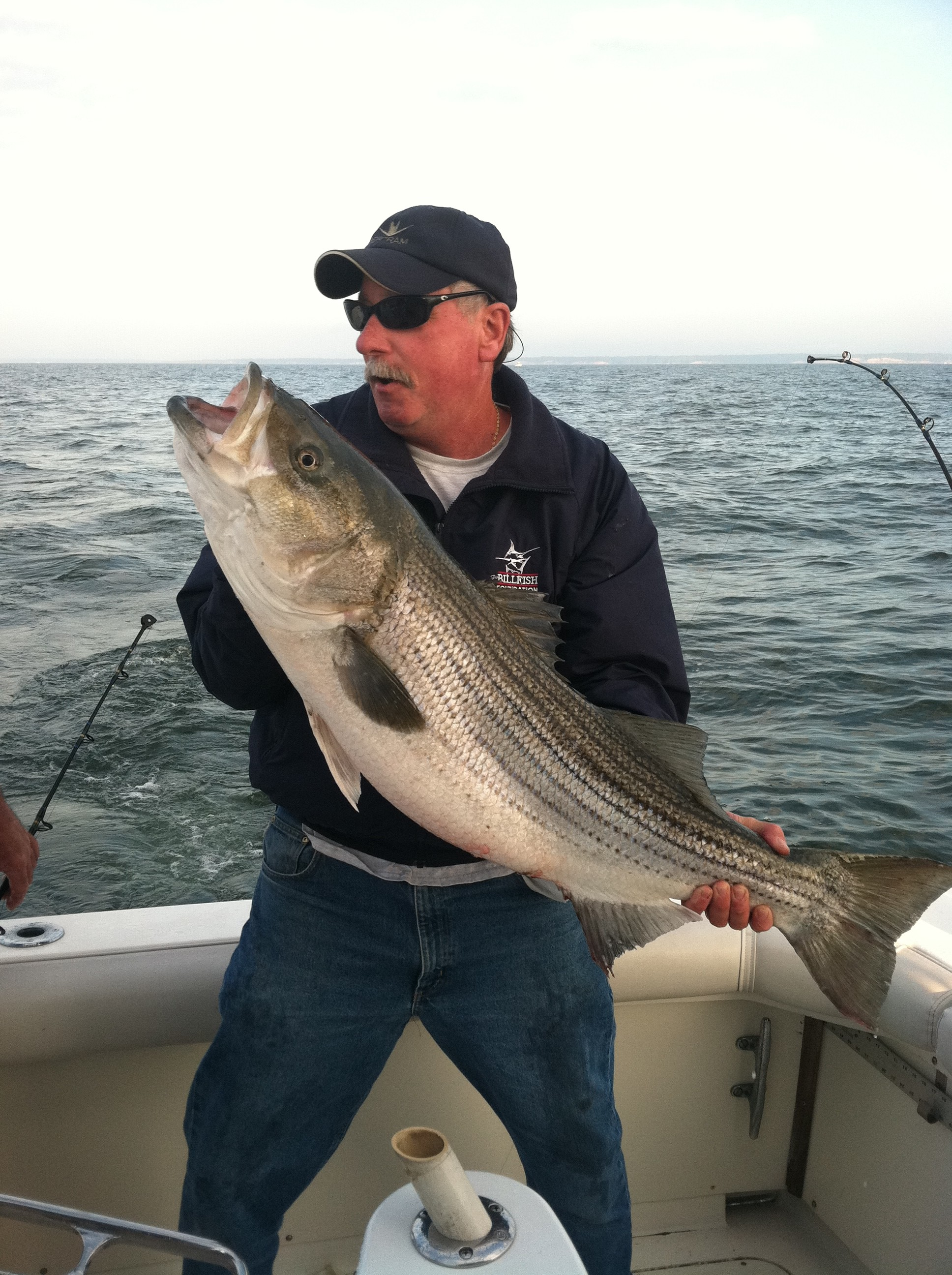 Long Time Com'n Charters: Inshore Half Day