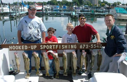 Hooked Up Sportfishing New York: FULL DAY CHARTER