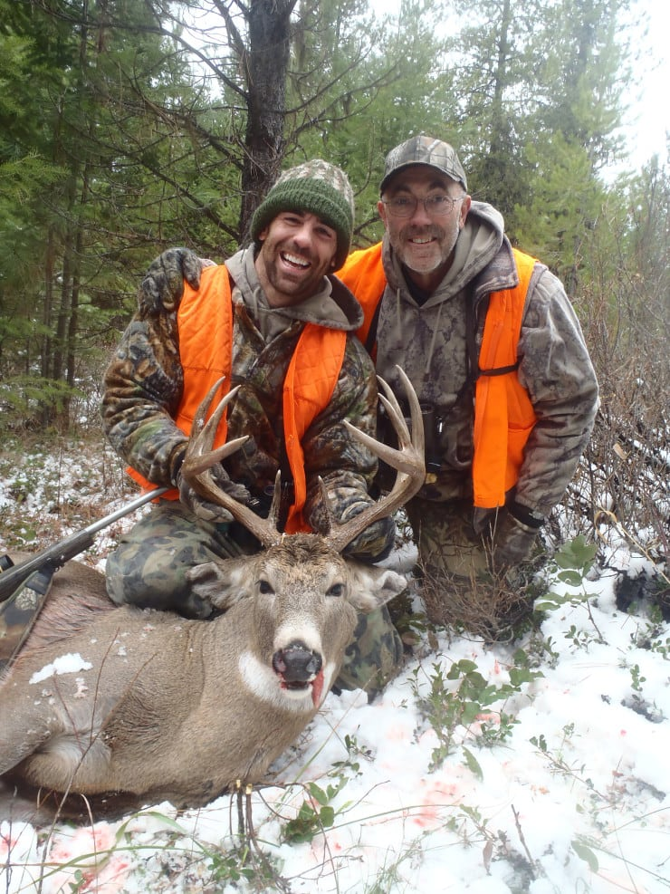 Swan Mountain Outfitters: Whitetail Deer Hunts