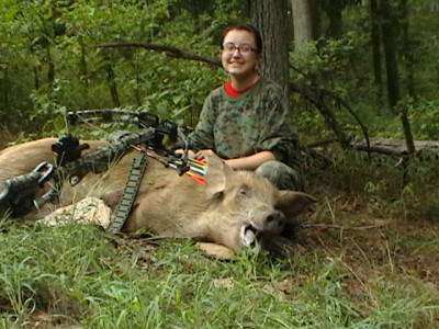 Liberty Hollow Whitetail Hunts: Russian Hog Hunt