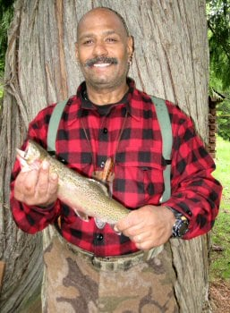 Weitas Creek Outfitters: Fly Fishing