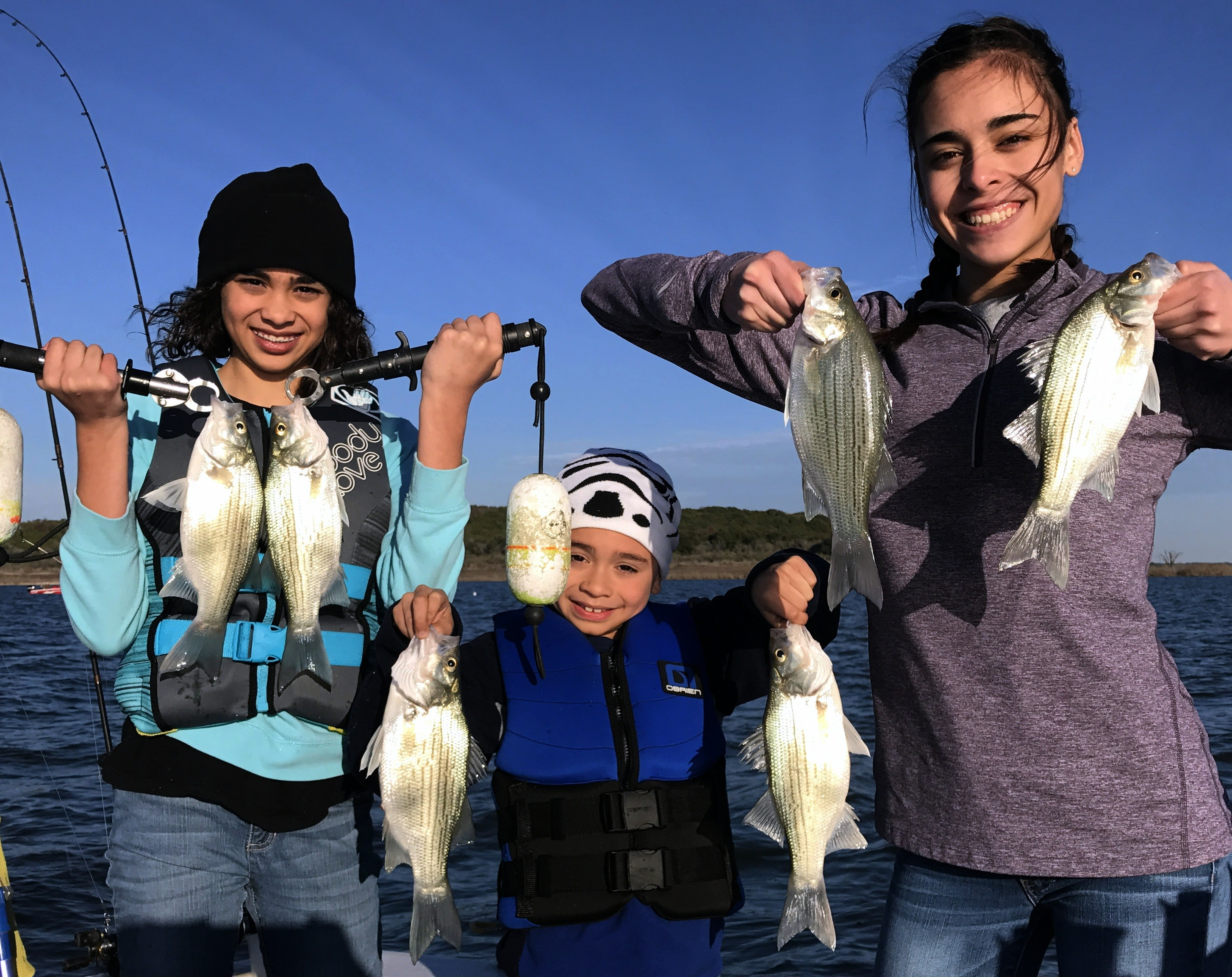 Holding The Line Guide Service: Kids' Fishing Trips