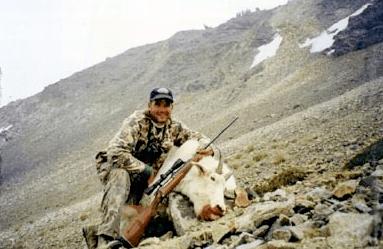 Diamond D Ranch: Bighorn Sheep & Mountain Goat Hunts