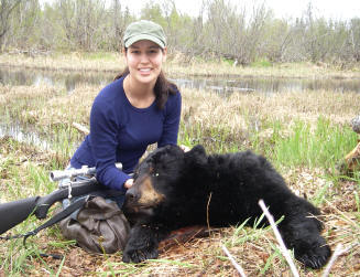 High Adventure Air Charter Guides & Outfitters: UNGUIDED BLACK BEAR