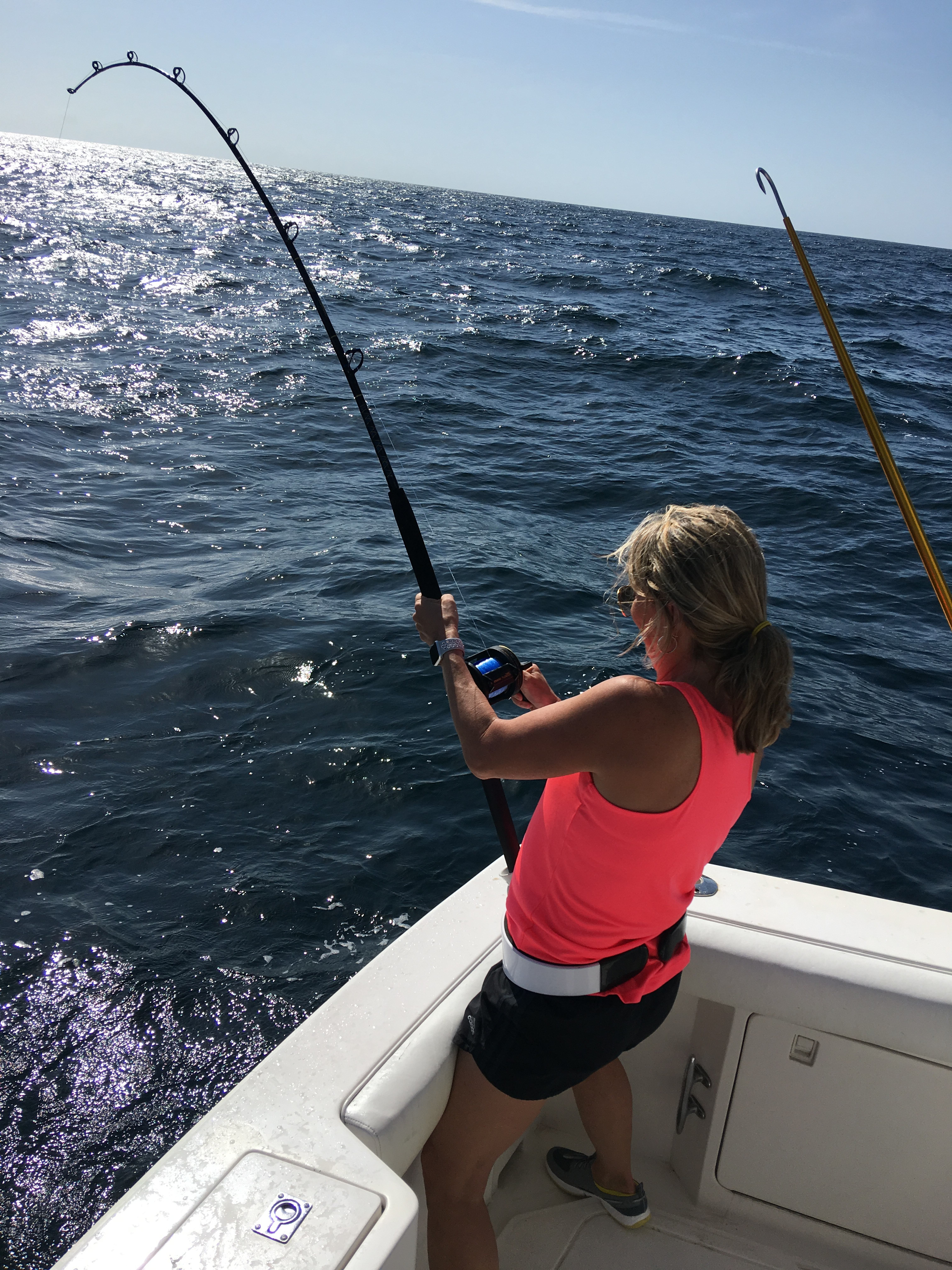 Island Time Offshore Charters: Ten Hour Offshore Fishing Trip