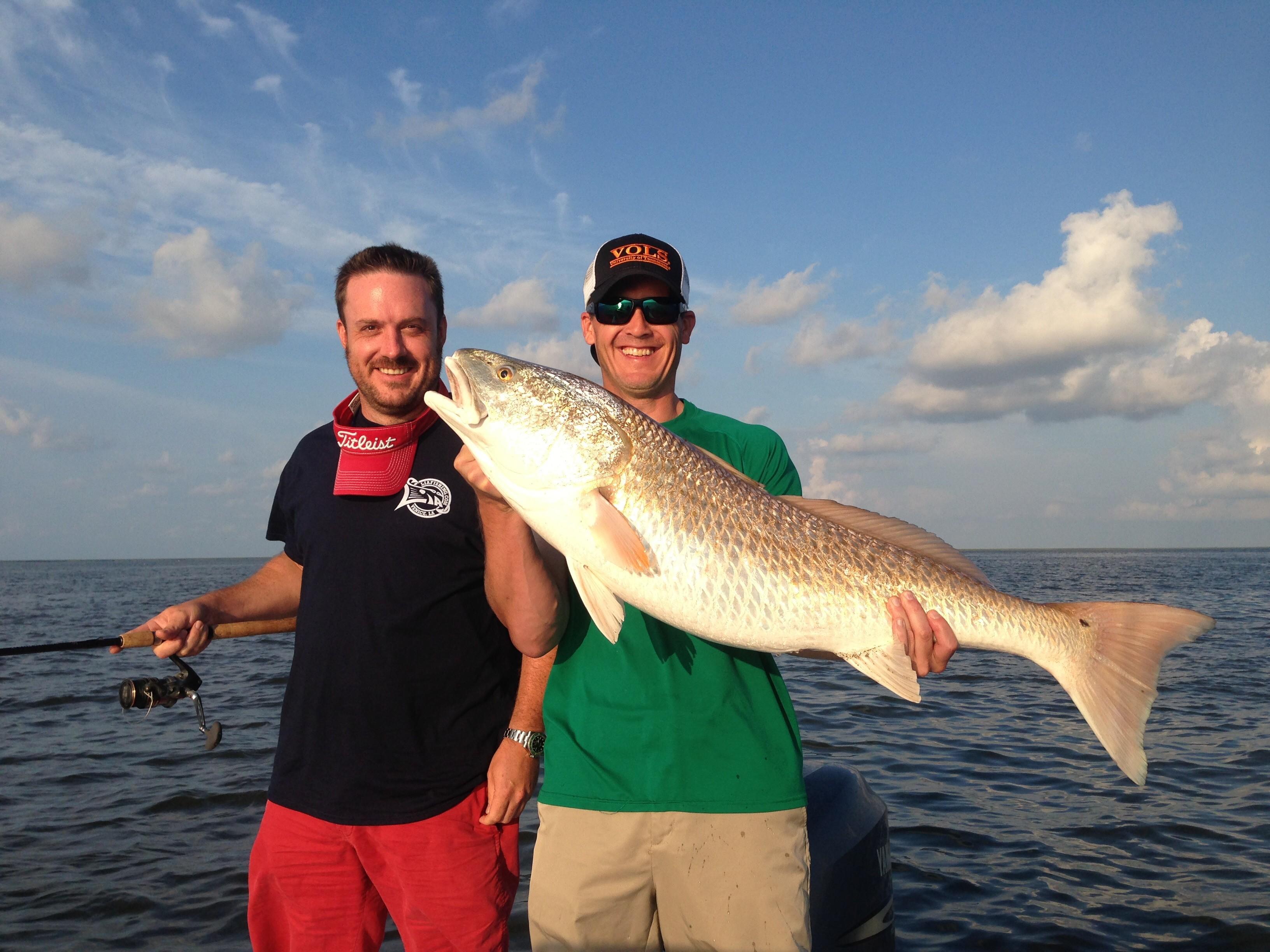 Louisiana Inshore Adventures: 2 Person Charter