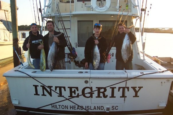 Integrity Charter Fishing: Gulfstream Charter