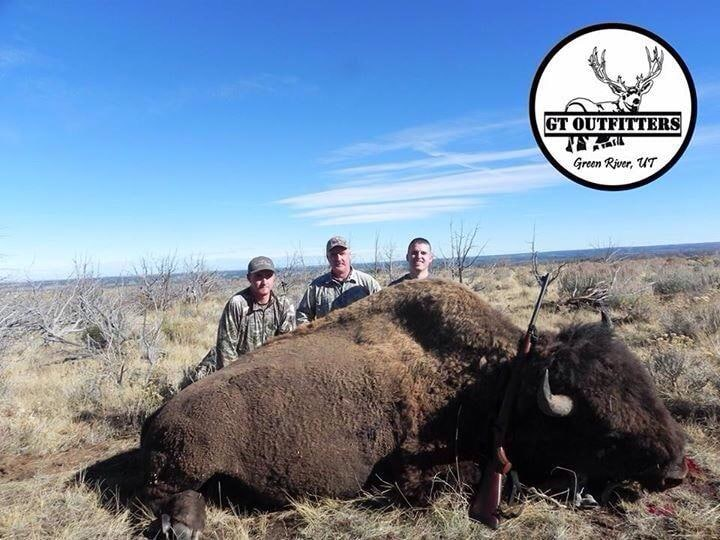 GT Outfitters: Bison Hunts
