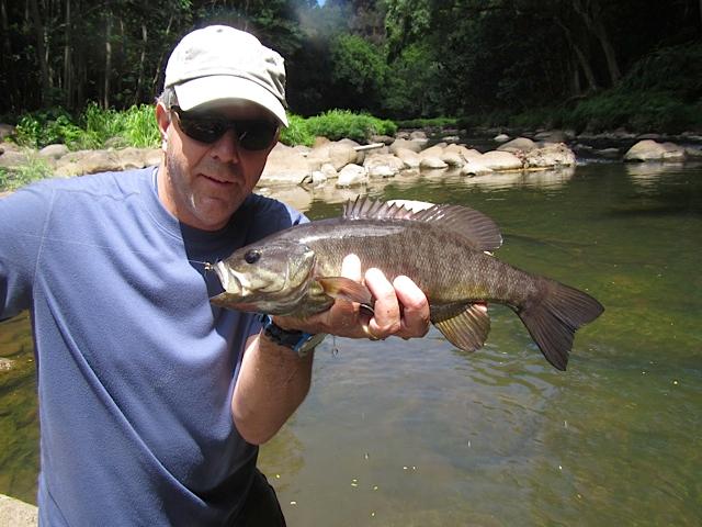 Fly Fish Kauai: Fresh Water Fishing
