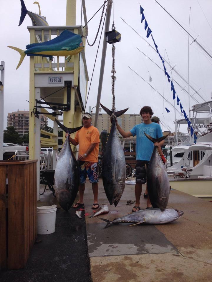 Rebel Sport Fishing: OBX Full Day