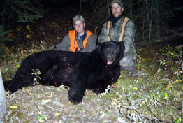 Scapegoat Wilderness Outfitters: Fully Guided Spring Bear Hunts