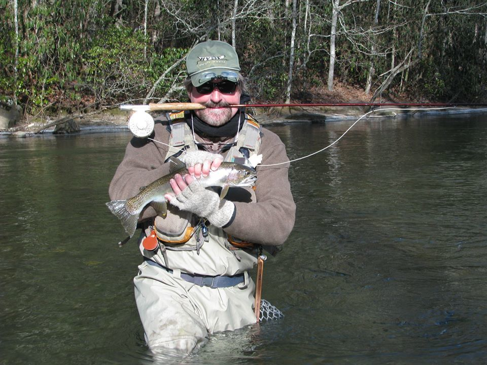 Nantahala Fly Fishing Co.: Guided Fly Fishing Full Day