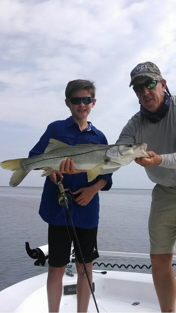 Fin Hunter Charters: Half Day Family Fun Fishing Trip
