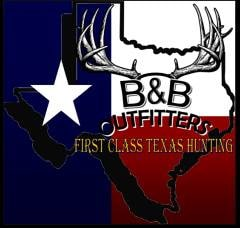 B&B Outfitters: Texas Spring Turkey 1