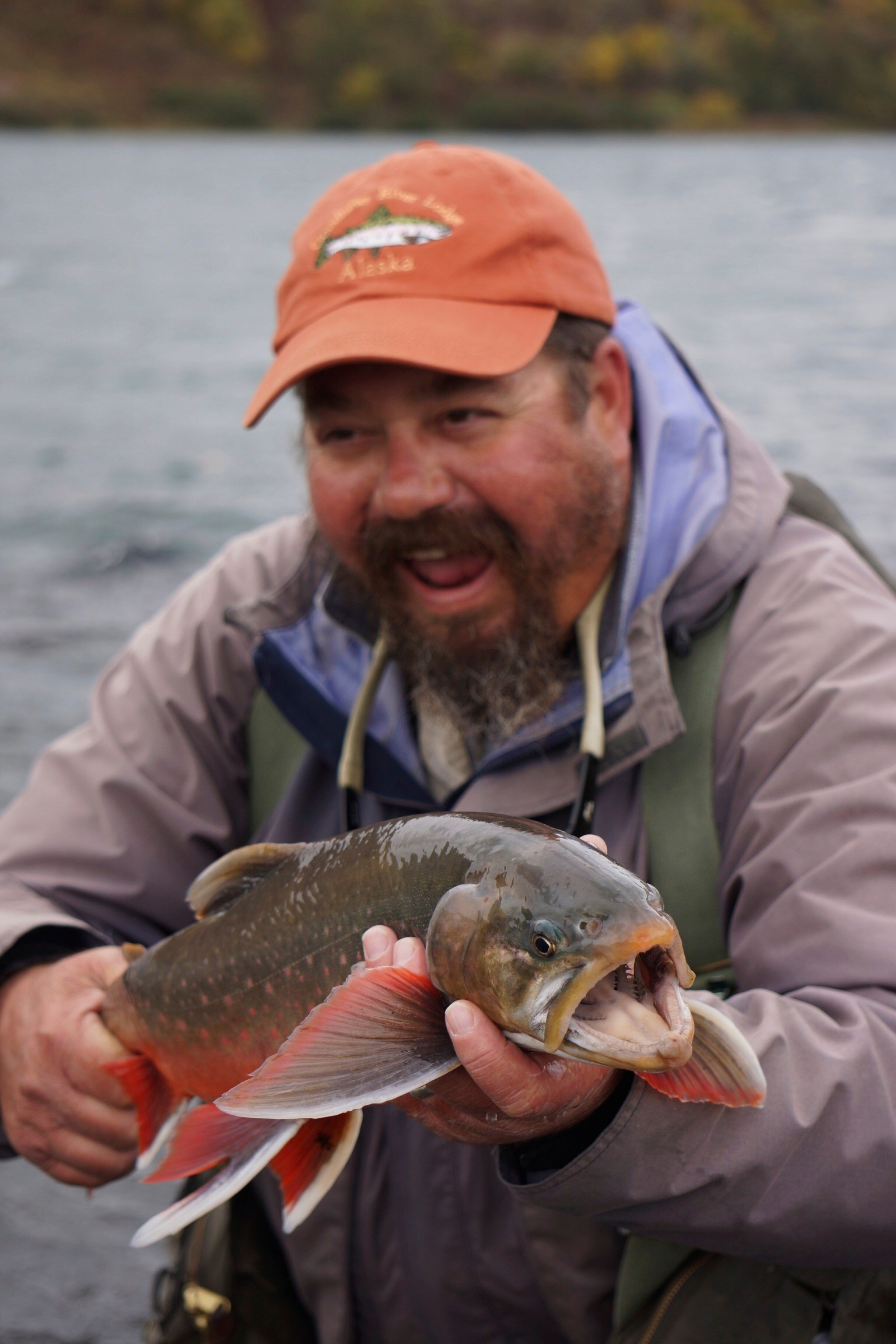 Saltery Lake Lodge: 6 Day Fishing & Lodging package