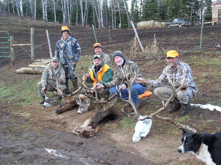 Jml Outfitters: Deer/Elk Hunts