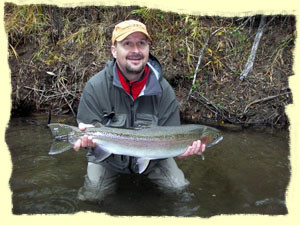 Trinity River Adventures Fishing Guide Service: 2 Day Overnight Trip