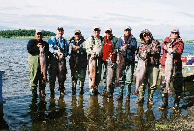 High Adventure Air Charter Guides & Outfitters: Grayling, Char & Pike Fishing