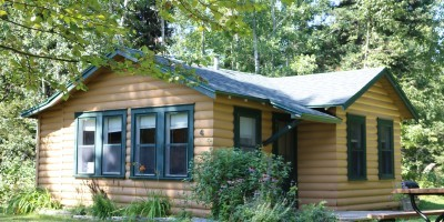 Everett Bay Lodge On Lake Vermilion: Rental Cabin 4