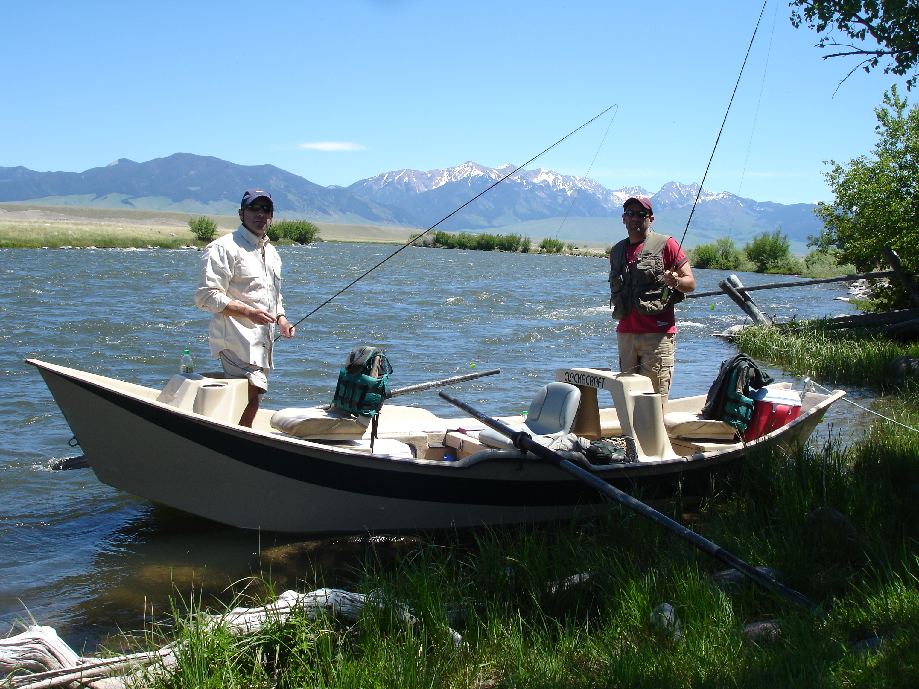 Gallatin River Lodge: Float Trips