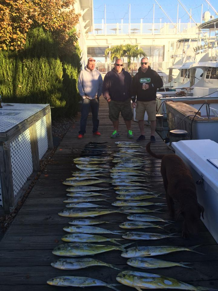 Game Over Charters: Overnight Fishing Trip