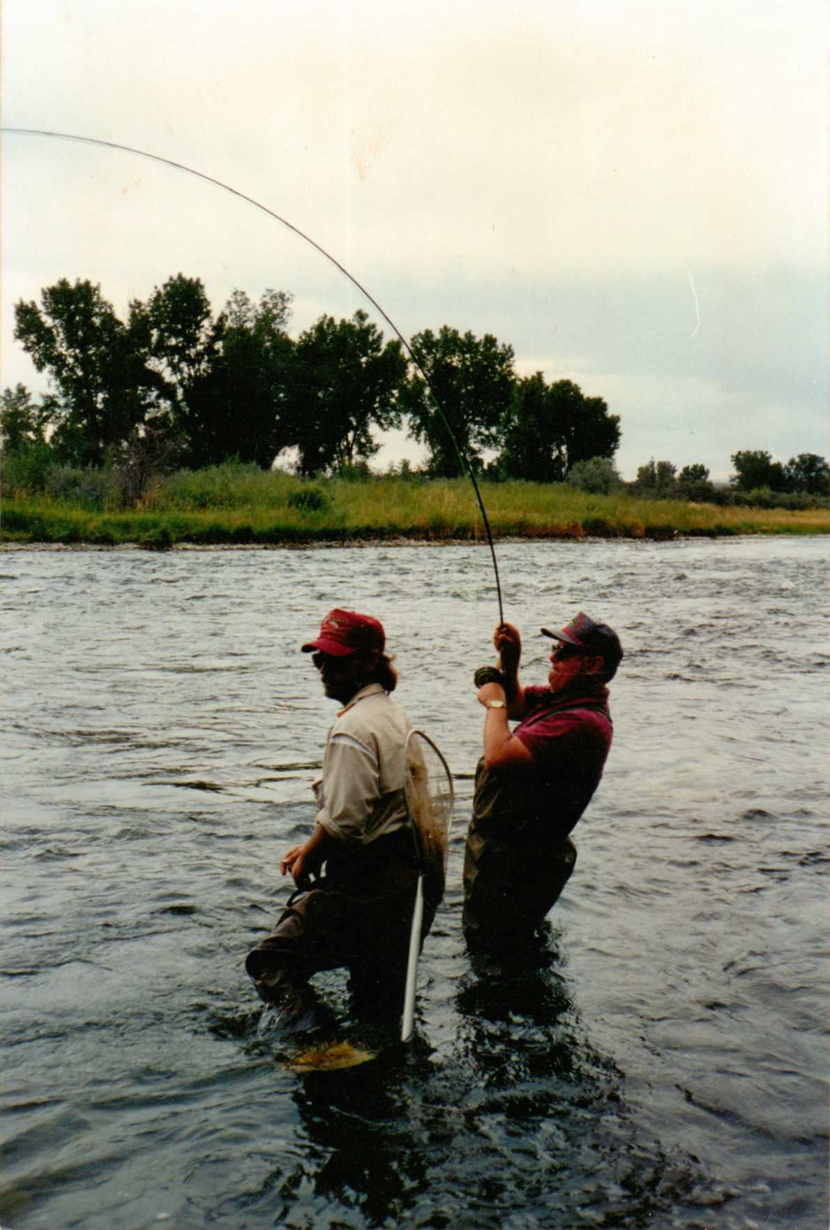 Montana Fly Fishers: Day Trip & Lodging