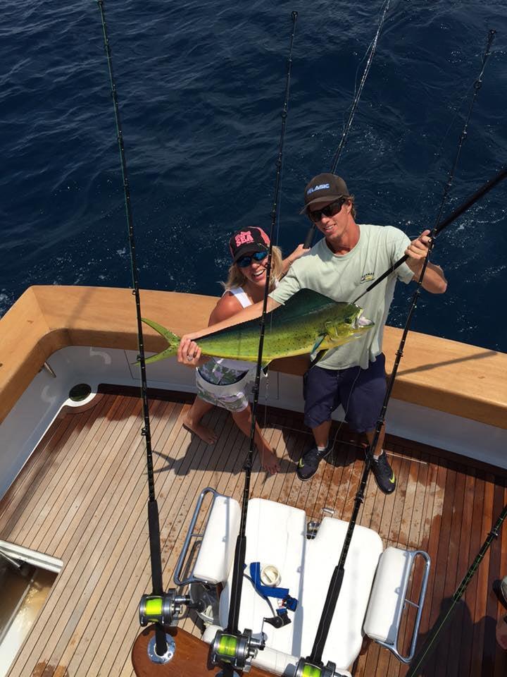 Stuart Big Game Fishing: 3/4 Day Fishing Trip