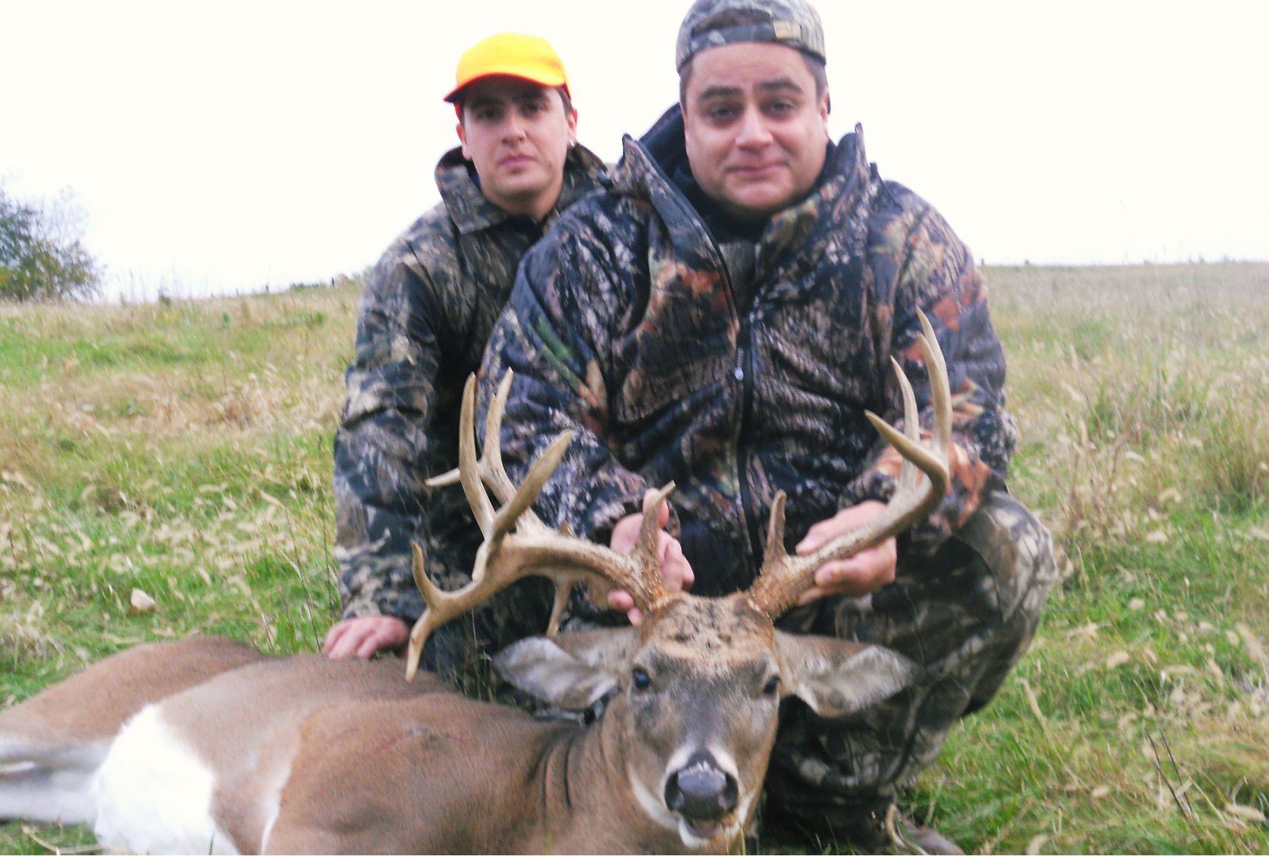 Happy Hollow Hunts:   whitetail deer
