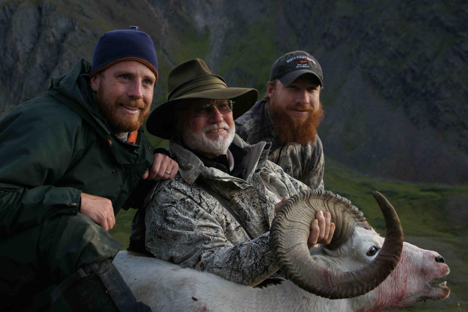 Lazy J Bar O Outfitters: DALL SHEEP ALASKA HUNTS