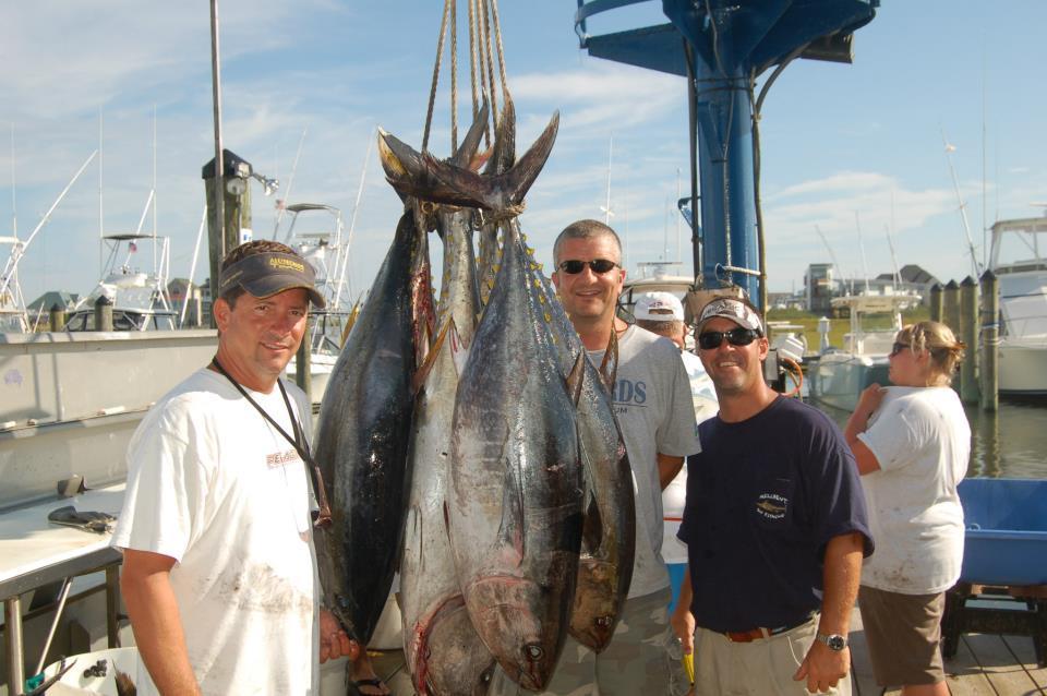 Moore Bills: Overnight Fishing Trip