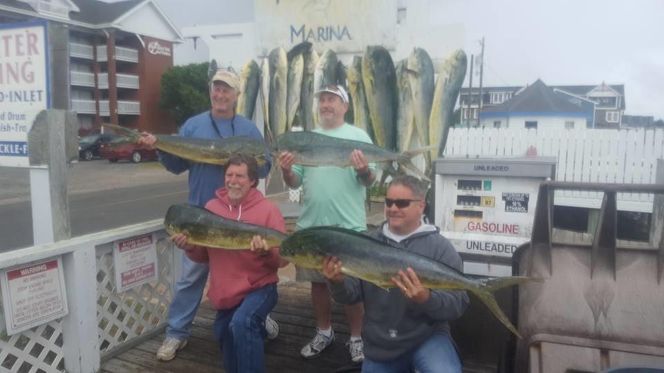Gecko Sportfishing Charters: Full Day (26 ft. Drumrunner)
