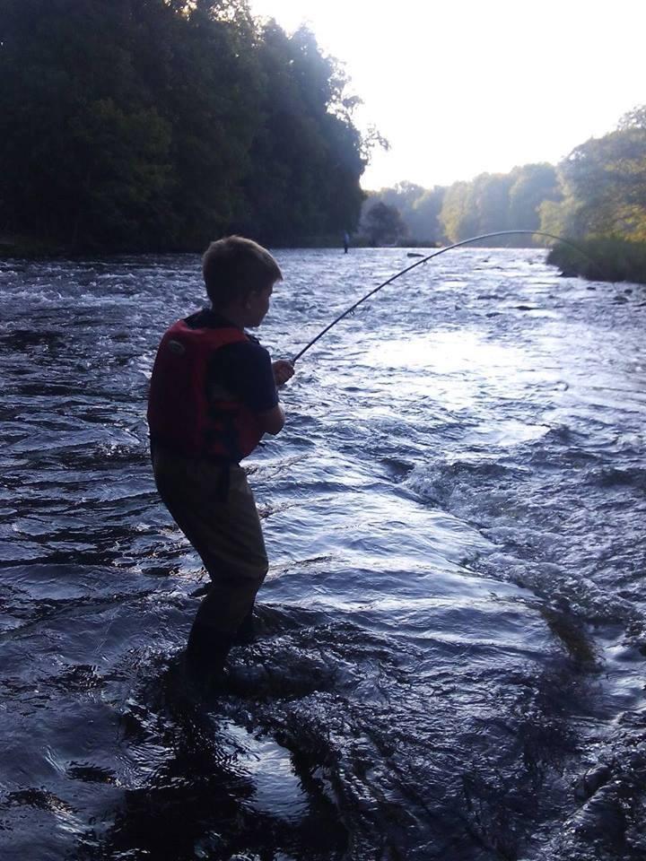 The Douglaston Salmon Run: Summer Afternoon F-Sunday