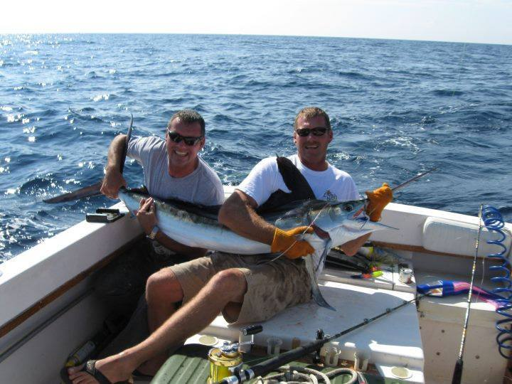 Husevo Offshore Sport Fishing: Ocean City,  MD Tuna/Marlin
